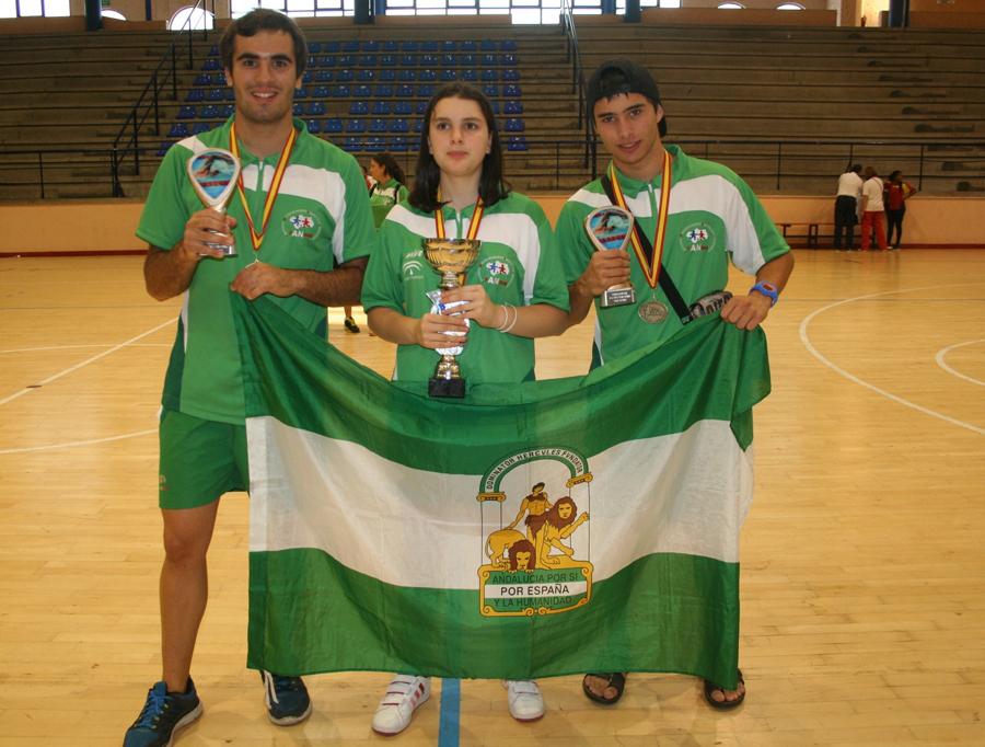 Campeonato de Andalucia de Jovenes Nadadores 2015